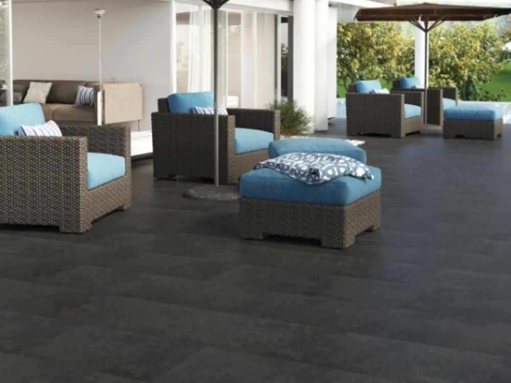 Carrelage Exterieur Gris Anthracite Cheap Carreaux De Sol Bodenmax