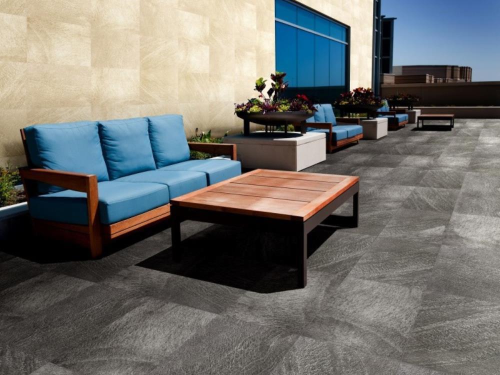 Carrelage ext rieurs terrasse alain vera carrelage for Carrelage exterieur gris