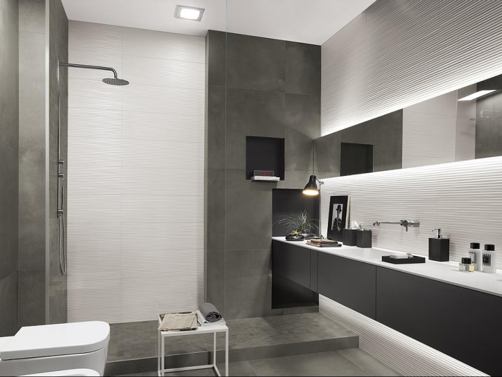 Carrelage salle de bains faiences alain vera carrelage for Carrelage faience