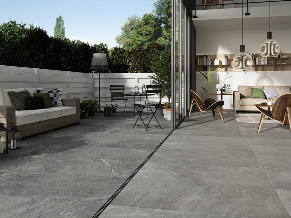 Carrelage terrasse design finest carrelage exterieur with for Poser du carrelage sur une terrasse