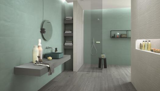 Carrelage salle de bains Faiences | Alain Vera Carrelage