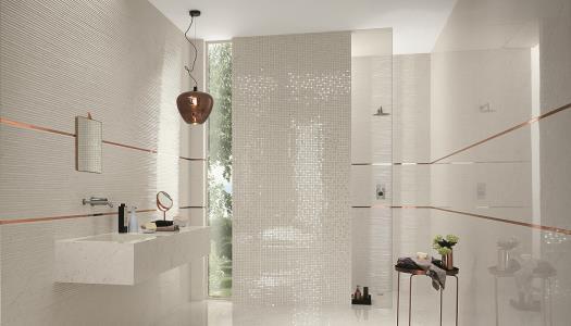 Carrelage salle de bains Mosaiques   Alain Vera Carrelage